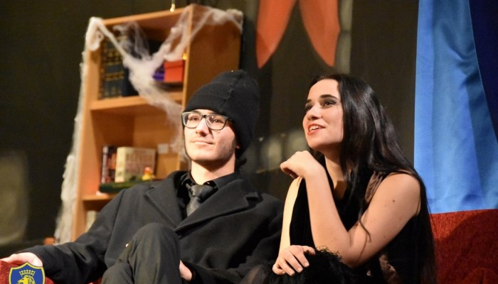 The English Play: The Addams Family