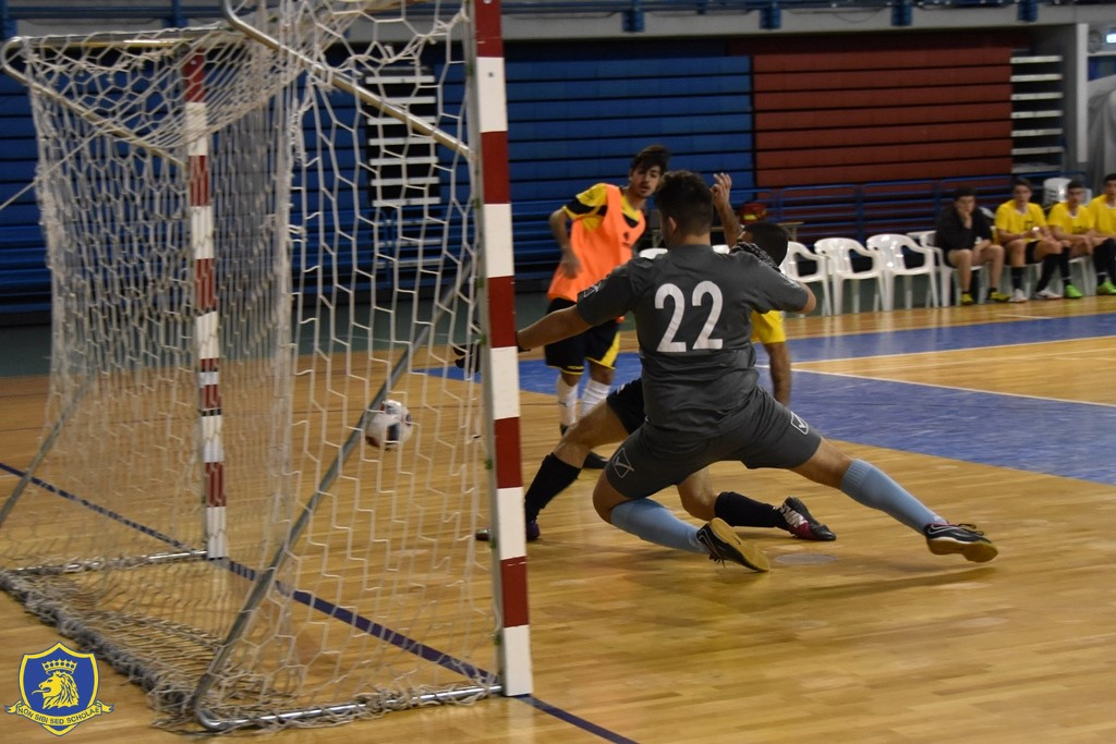 The English School Pancyprian Futsal Schools Tournament