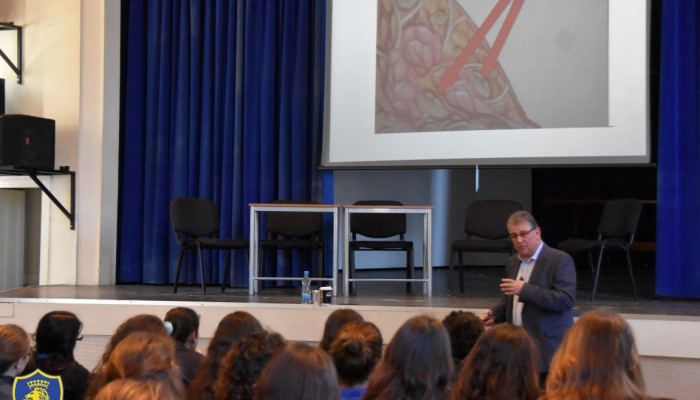 PSHE Presentation to Year 7 Students