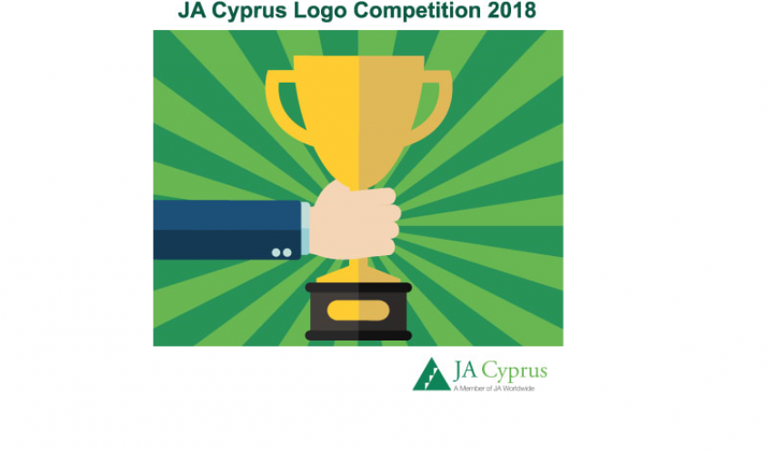 JA Cyprus Best Logo Competition 2018