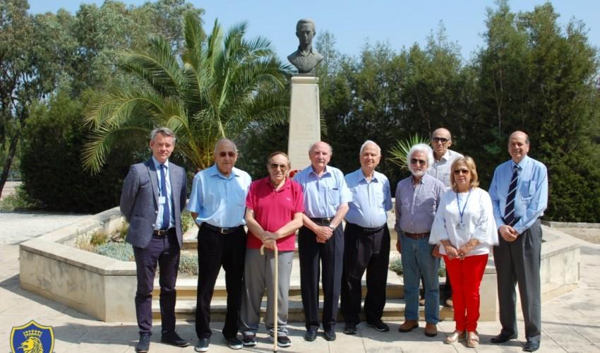 Memorial for Michalakis Karaolis
