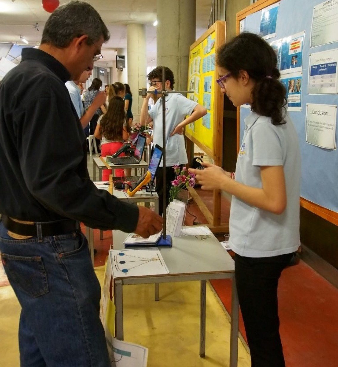 May Science Fair