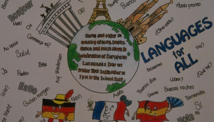 EU Languages Evening