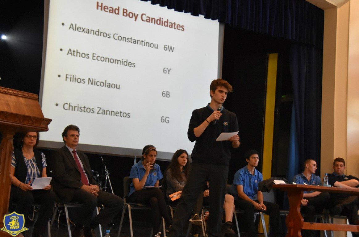 head girl for contesting in school elections If you are writing a school election speech, chances are that you are running for a student government position you want to build a great speech with strong, persuasive arguments that influence others – and influence their vote, too.