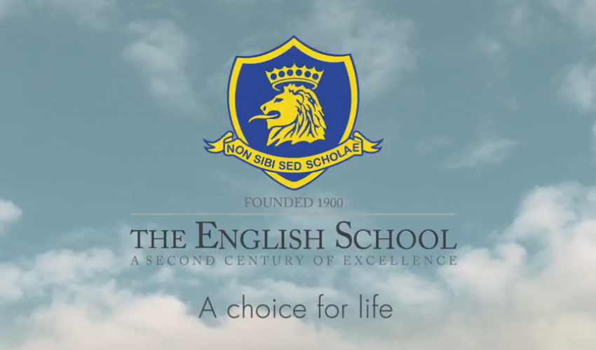 The English School - A choice for life